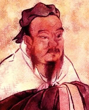 Confucius by JLB
